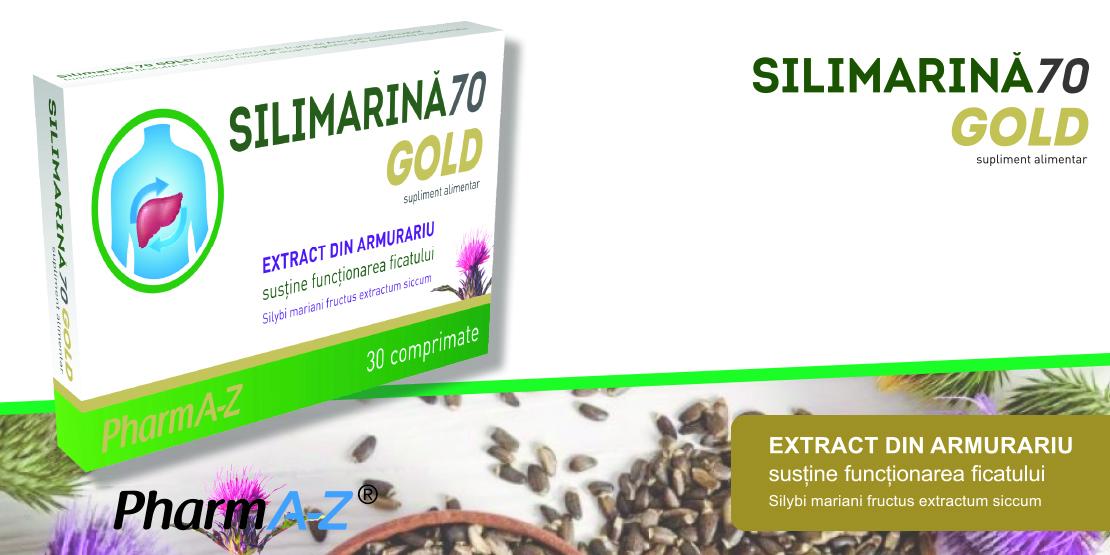 Silimarina 70 Gold